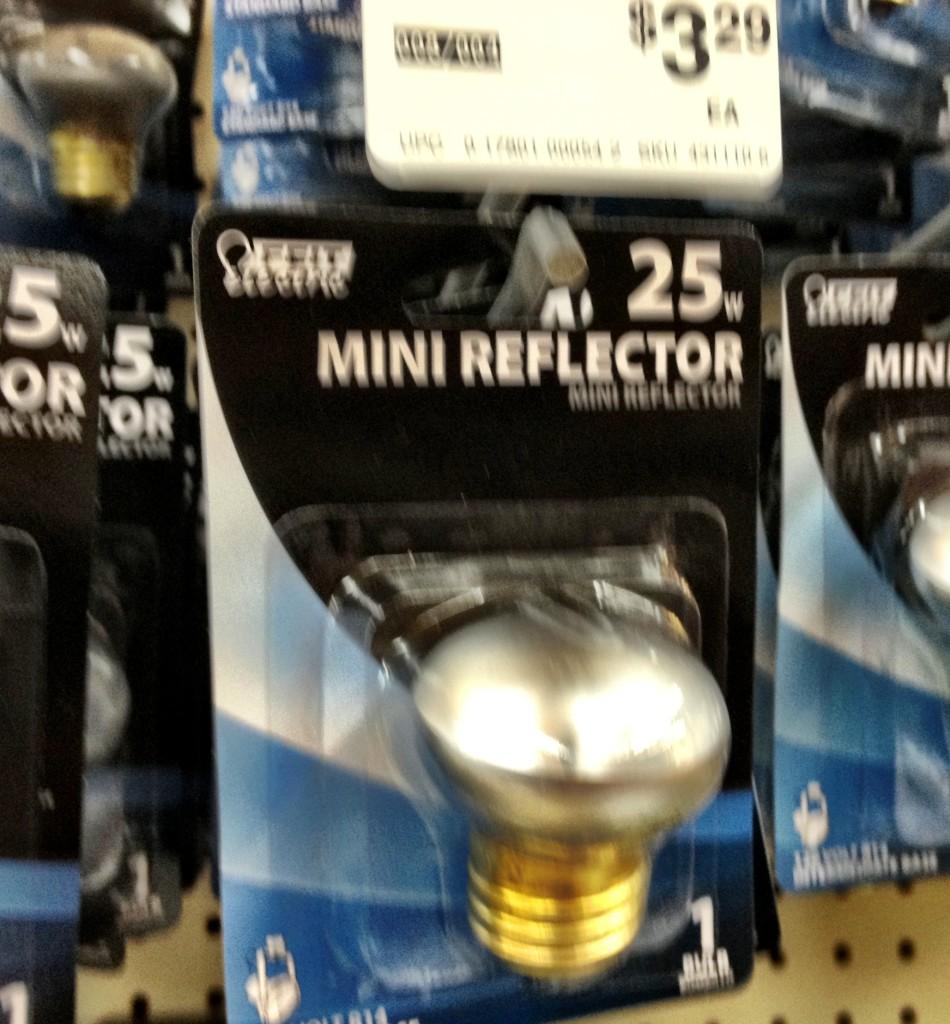 make a buoy light