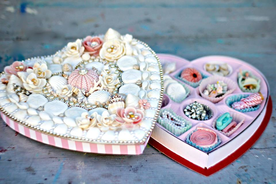 Seashell Valentine