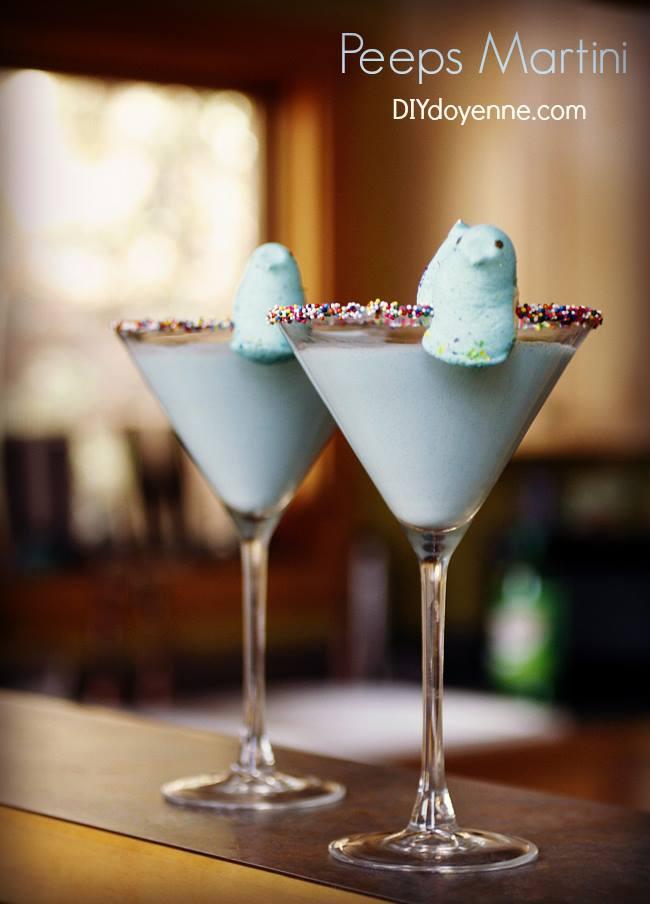 peeps martini