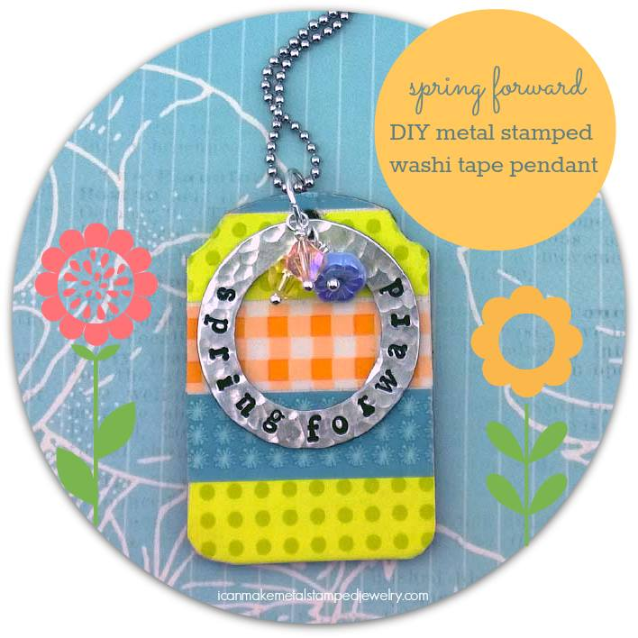 spring forward pendant