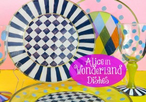 whimsy glass dishes