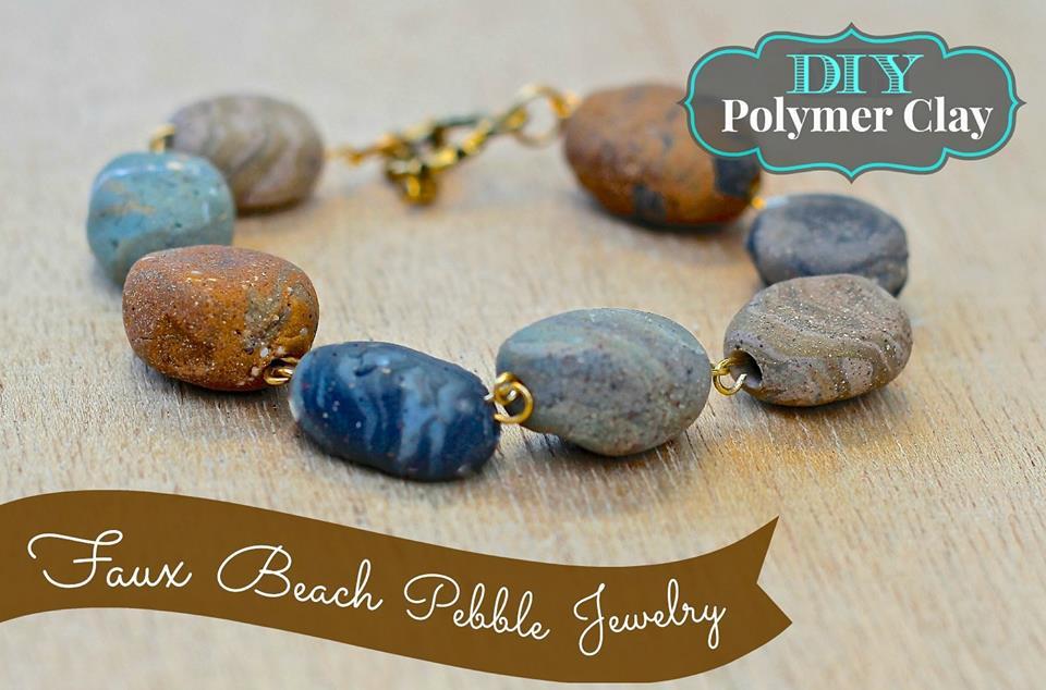 faux stone jewelry