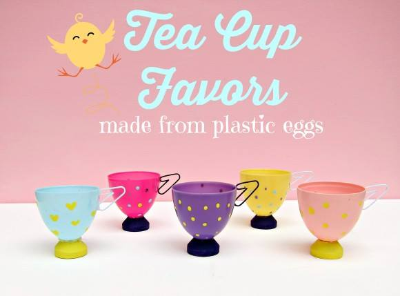 tea cup party favors 1