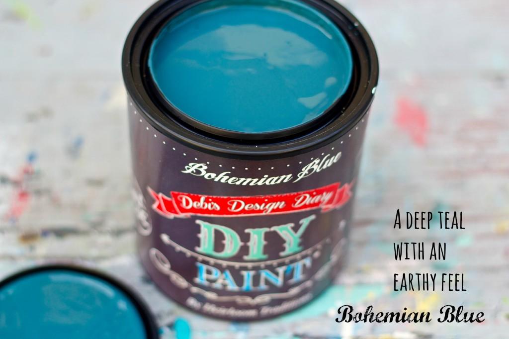 bohemian blue qt