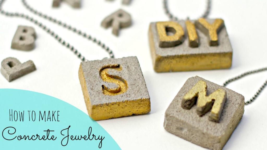 concrete jewelry thumbnail #2