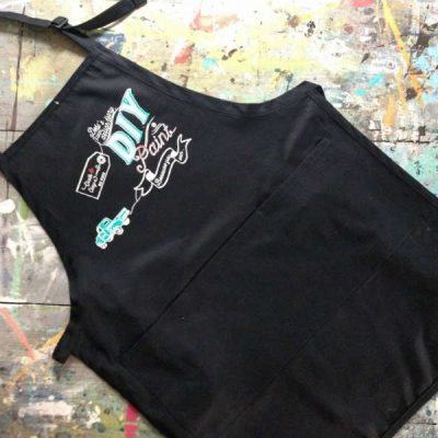 DIY Paint apron