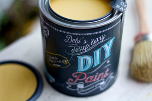 Cake Batter DIY Paint