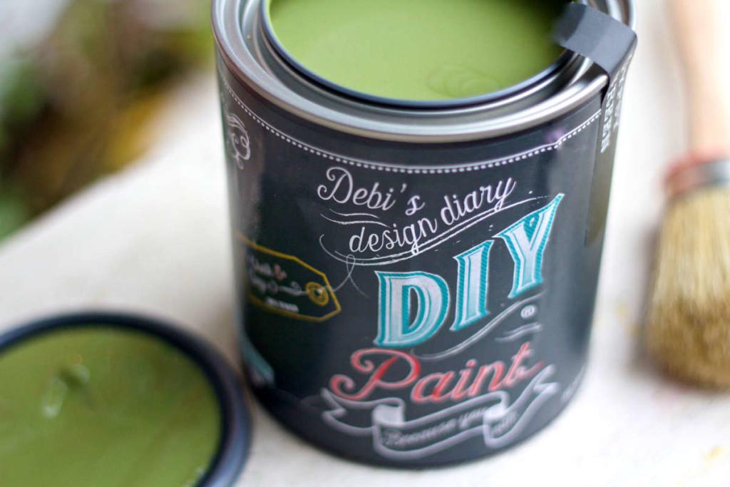 Gypsy Green DIY Paint