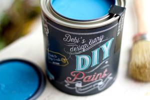 Pedal Pusher DIY Paint