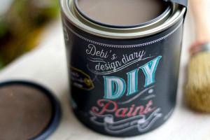 Prairie Grey DIY Paint