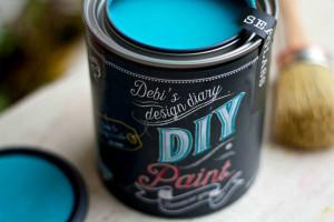 Seaglass DIY Paint
