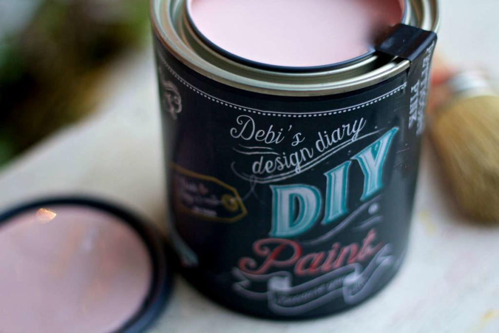Petticoat Pink DIY Paint