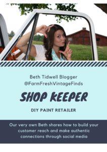 beth tidwell shop keeper