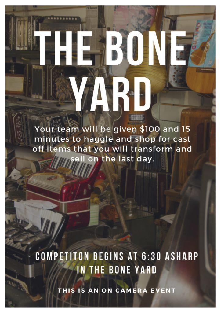 Boneyard 2018