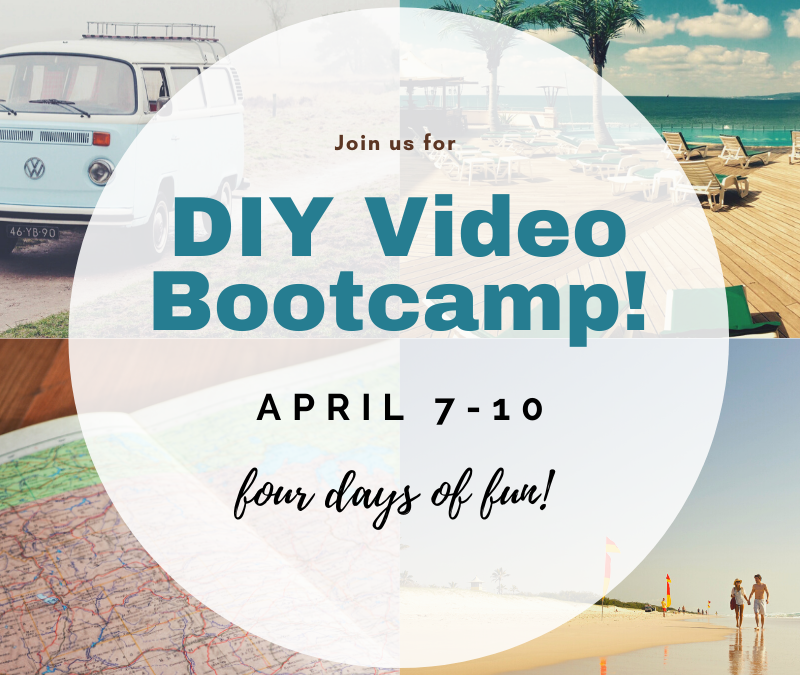 Video Bootcamp!